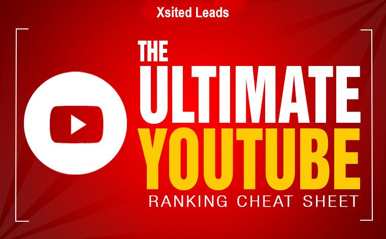 TheUltimateYoutube Ranking Cheat Sheet