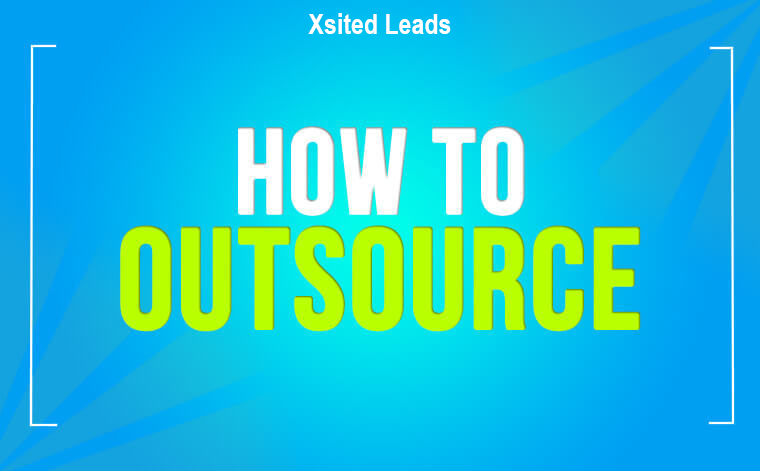 how to outsource version 1 1 - Network Marketing Cheat Sheets