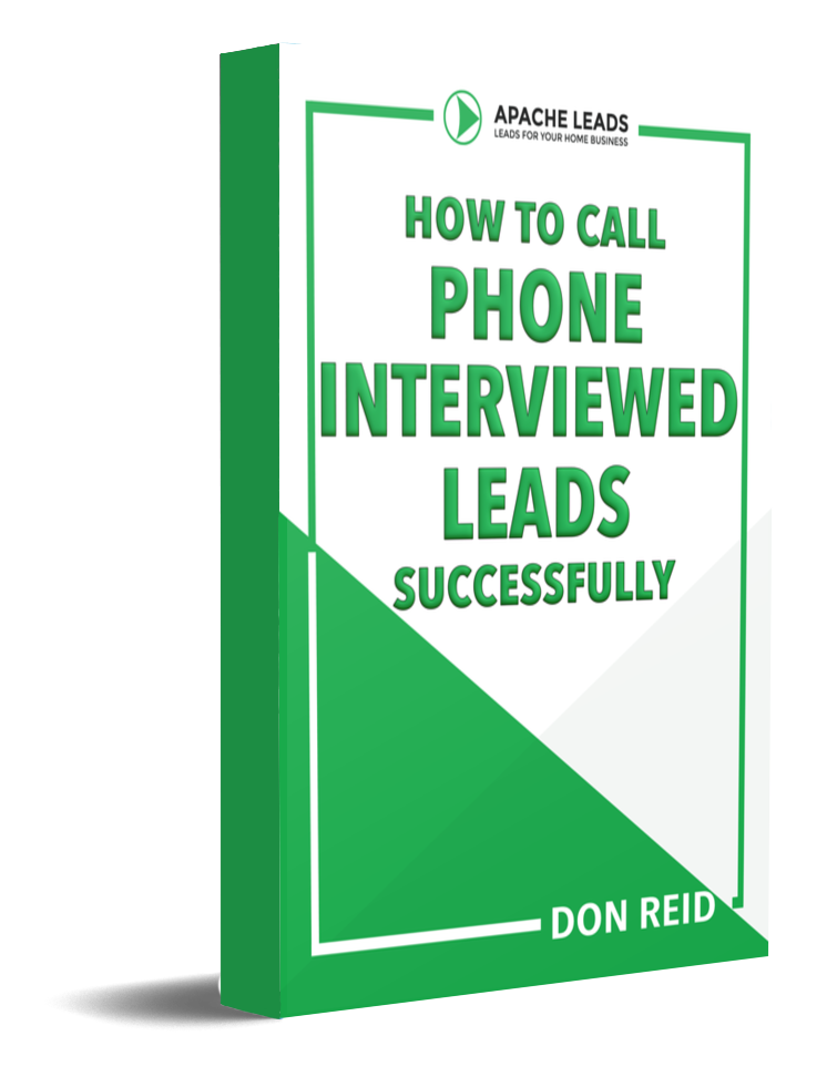 How To Call Phone Interviewed Leads